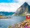 Noordkaap, Lapland en Lofoten Scandinavie