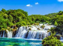 Krka Kroatie