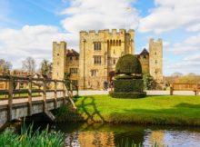 kastelen en tuinen van Kent, Engeland