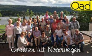 Groeten uit Noorwegen