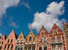 Typische Belgische huizen