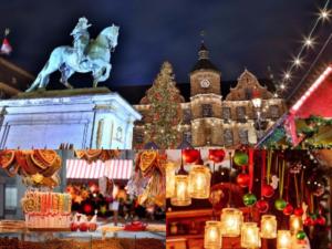 Kerstmarkt Dusseldorf 2017