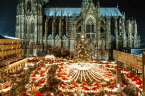Kerstmarkt Keulen 2017