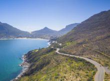 Chapman's Peak Kaapstad