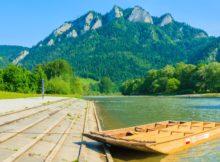Slowakije Dunajec
