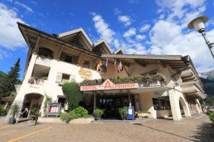 Hotel Alpenhof Lutago