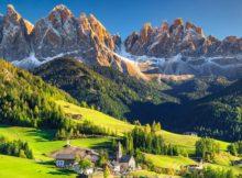 Dolomieten Zuid-Tirol Italie