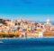 Lissabon algemeen stadsaanzicht