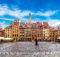Polen - Warschau - Oude stad - Schutterstock 352601831