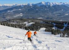 Marmot Basin Canada