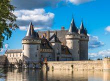 Kastelen Frankrijk: Chateau de Sully-sur-Loire