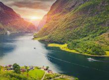 Busreis Noorwegen